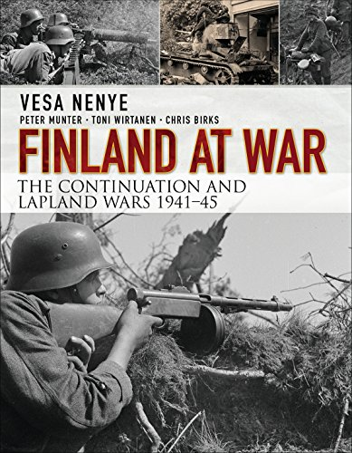 Finland at War: The Continuation and Lapland Wars 194145 (English Edition)