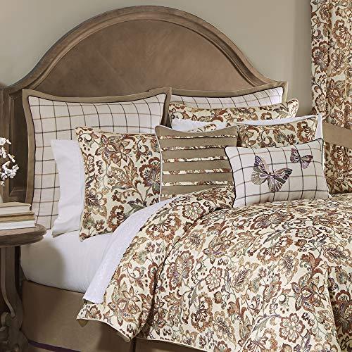 Croscill Delilah King Comforter Spice (Croscill King Bedding)