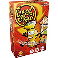 Asmodee Editions ASMJS04EN Jungle Speed 2017 Edition Game