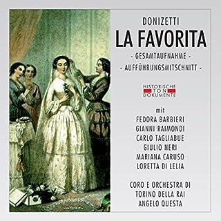 La Favorita: Vierter Akt - Che Fino Al Ciel La Nostra Prece Ascenda