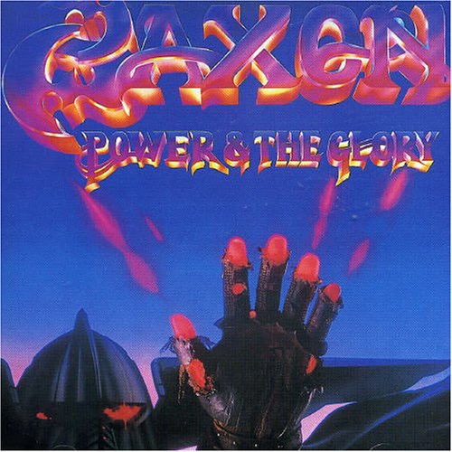 Saxon: Power & the Glory (Audio CD)