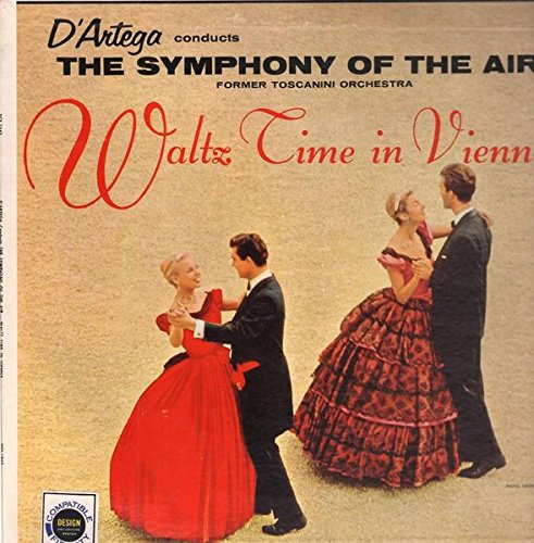 Waltz Time In Vienna [Vinyl LP]