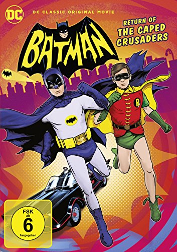 Batman: Return of The Caped Crusaders - Batman-tv-serie
