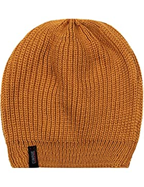 CINQUE Damen Mütze Cizoe Schurwollmix Accessoire Unifarben, Größe: Onesize, Farbe: Orange