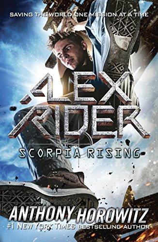 Scorpia Rising (Alex Rider Adventure)