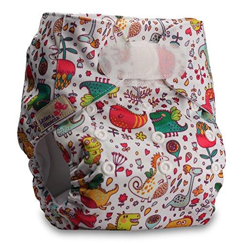 LittleBloom Waschbar Windel Babywindeln Stoffwindeln, Schließung: Hook-Loop, Satz Von 1