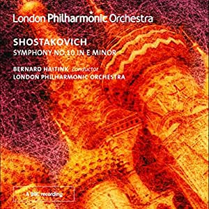 Shostakovich - Symphony No. 10 in E minor, Op.93