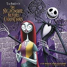 The Nightmare Before Christmas Wandkalender (2019)