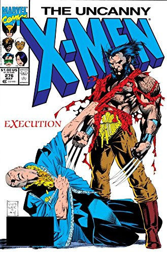 Uncanny X-Men (1963-2011) #276