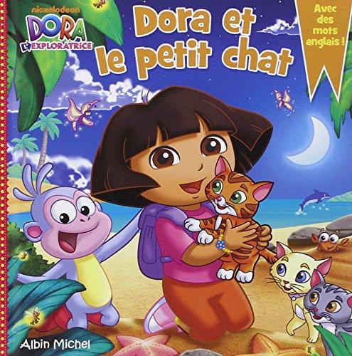 Dora et le petit chat