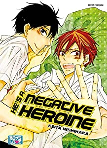 He's A Negative Heroine Edition simple One-shot