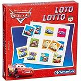 Clementoni - 12588 - Jeu éducatif - Loto Cars