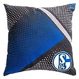 FC Schalke 04 Kissen grau blau