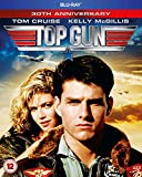 Top Gun - 30th Anniversary [Blu-ray] [1986] [Region Free]