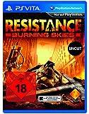 Resistance: Burning Skies - [PlayStation Vita]