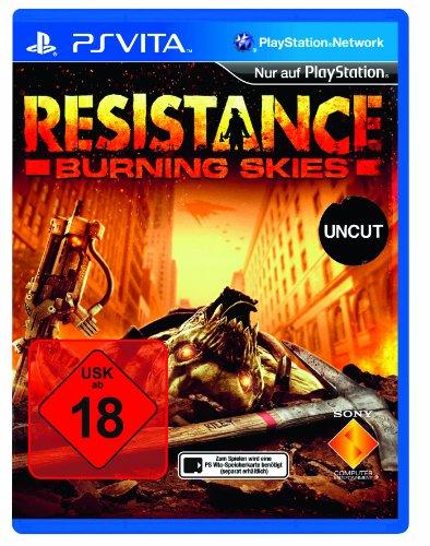 Resistance: Burning Skies [Edizione: Germania]