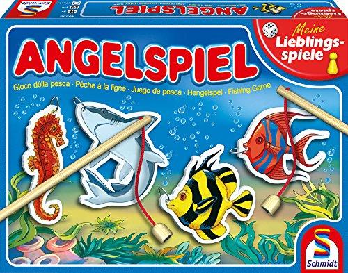 Schmidt Spiele 40538 - Angelspiel, Kinderspiele