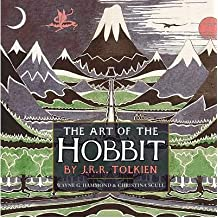 (THE ART OF THE HOBBIT BY HAMMOND, WAYNE G.(AUTHOR))HARDCOVER