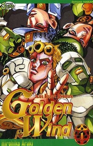 Golden Wind - Jojo's Bizarre Adventure Saison 5