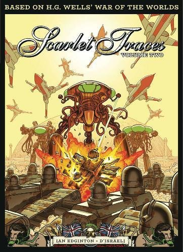 The Complete Scarlet Traces Vol. 2