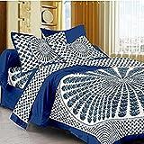 Om Prints Blue Colour Paisley Prints 1 D...