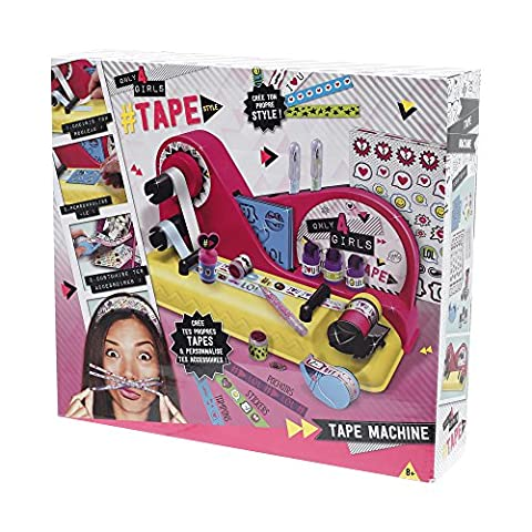 Tape Machine - Disegno Linea Gig Tape Machine. Only4girls