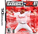 2K Sports Toys MLB 2K11 for Nintendo DS