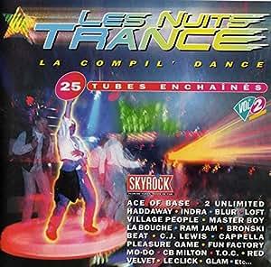 Les Nuits Trance Volume 2