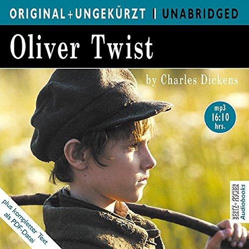 Oliver Twist. MP3-Hörbuch: Die englische Originalfassung ungekürzt