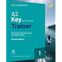 Key for schools trainer for update 2020 exam. Six practice tests with answers and teacher's notes. Per la Scuola media…