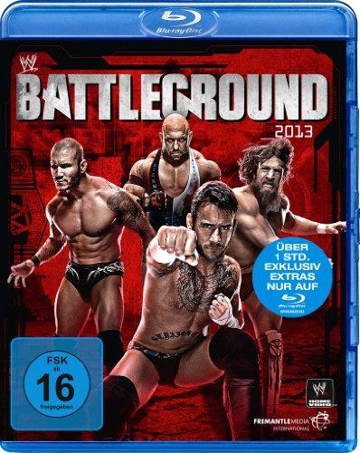 Battleground 2013 [Blu-ray]