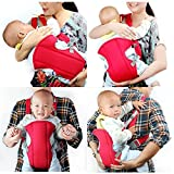 #2: Moradiya fresh Comfortable Baby Carriers, Belt Sling - Kangaroo Bag for Baby
