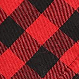 IENPAJNEPQN 5 Bolsa Piezas algodón de azúcar Regalo del Haz del Lazo pequeño Bolso de la Navidad Bolsa (Color : Red, Size : 10 * 14)