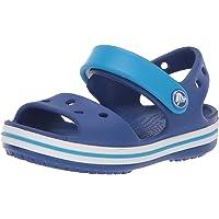 Crocs Crocband Kids, Sandali con Cinturino alla Caviglia Unisex Bambini