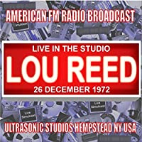 Live in the Studio - Ultrasonic Studios 1972