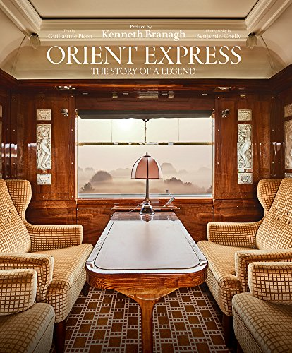 Orient express : The history of a legend par Guillaume Picon