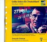 Gelbe Seiten für Deutschland Herbst 98. CD- ROM für Windows 3.1/95/98/NT, MacOS 7.5 -