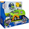 Paw Patrol 6027166 Lights and Sounds Vehicle Rocky Playset