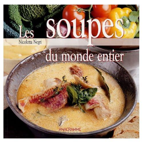 Les soupes du monde entier