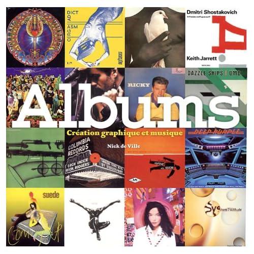 Albums : Création graphique et musique