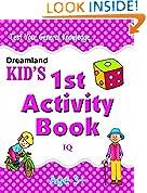 #7: 1st Activity Book - IQ (Kid's Activity Books)