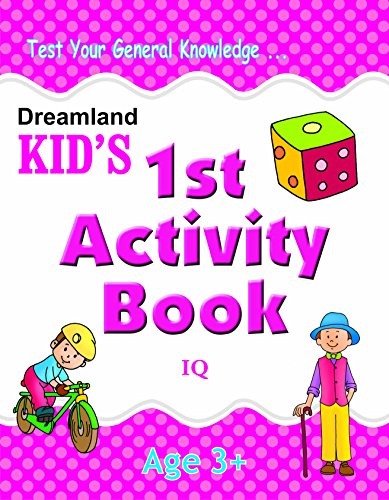 1st Activity Book - IQ (Kid\'s Activity Books)