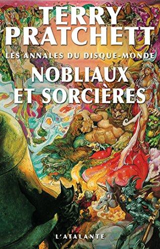 Terry Pratchett - Les Annales du Disque-Monde T14-15-16-20