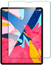 M.G.R.J® HD Clear 9H Hardness Tempered Glass for iPad Pro 11 2018 Work with (Face ID and Pencil Support)