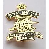 Desconocido Royal Enfield - Pin de Solapa esmaltado