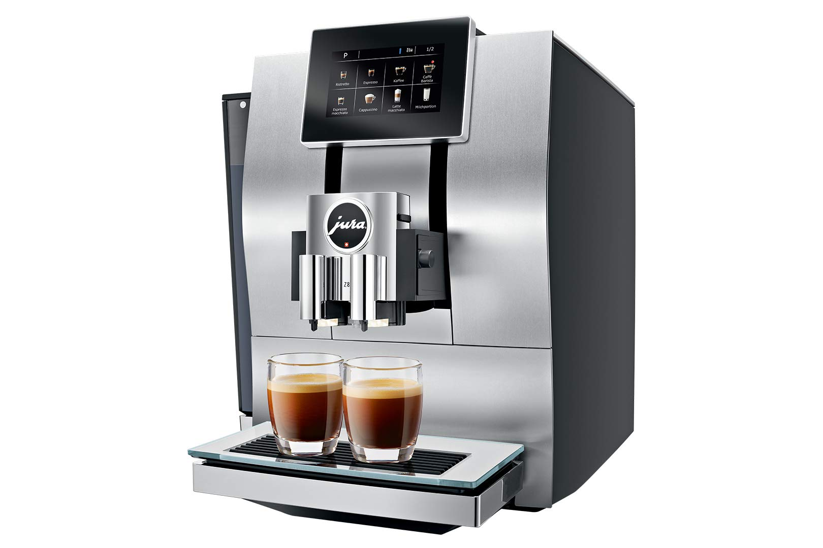 Jura-15299-Kaffee-Vollautomat-silber