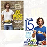 Joe Wicks Collection Cooking for Family and Friends [Hardcover] and Lean in 15 - The Shape Plan 2 Books Collection Set With Gift Journal - 100 Lean Recipes to Enjoy Together, 15 Minute Meals With Workouts to Build a Strong, Lean Body