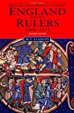 England and Its Rulers: 1066-1272 (Blackwell Classic Histories of England)