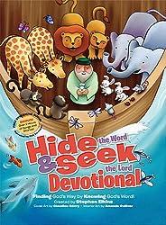 Hide & Seek Devotional (Hardback) - Common