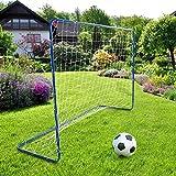 Fußball Tor 182cm x 122cm x 61cm - stabile Ausführung -